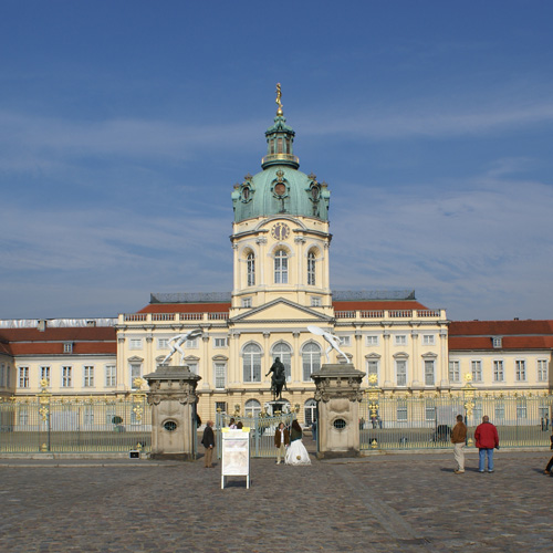 Castello Berlino Charlottenburg