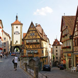 Rothenburg tourismus guide